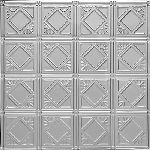 0603 Tin Ceiling Tile – Classic – DIAMONDBACK SQUARES