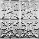 1218 Tin Ceiling Tile – Classic Antique Snowflake