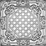 Tin Magnet Seating Board Tile- 2412 Tin Ceiling Tile – Classic Casa Milano