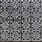 118 Faux Tin Ceiling Tile