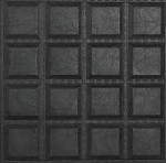 Faux Leather Ceiling Tiles