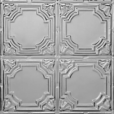 Stained Glass Decorative Tin Ceiling Tile