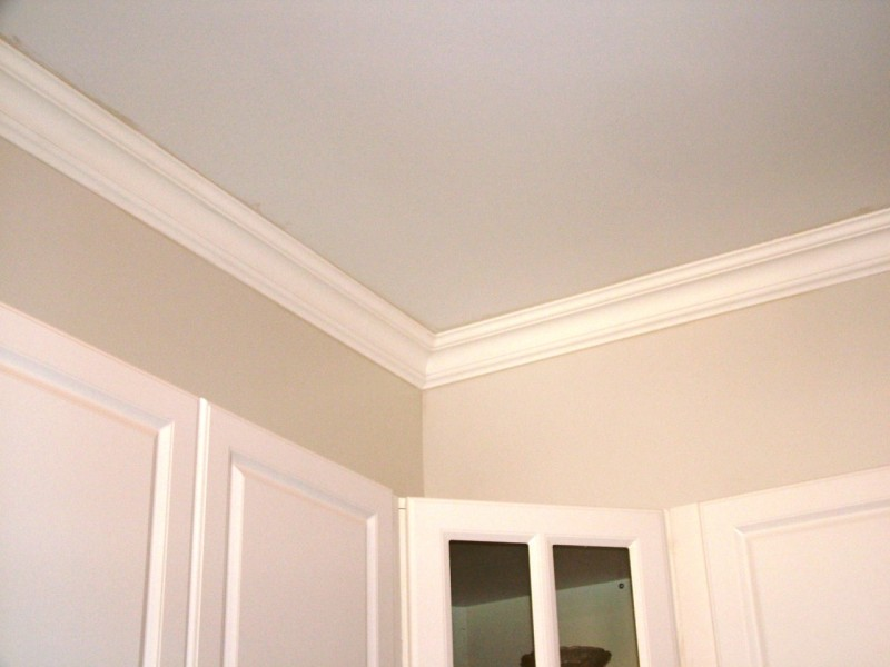 Styrofoam Crown Molding 6 In Wide Amp 6 5 Ft Long Plain
