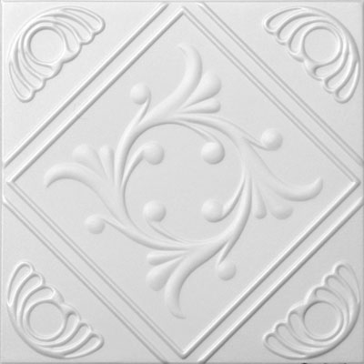 mostly used as ceiling tile but can be also used as decorative wall panel - Decorative Ceiling Tiles