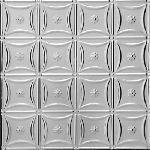 Tin Ceiling Tile – Classic – DELICATE DAISIES