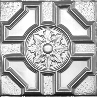 2408 Tin Ceiling Tile - Classic Baroque