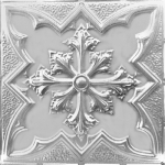 2452 Large Snowflake Tin Ceiling Tile
