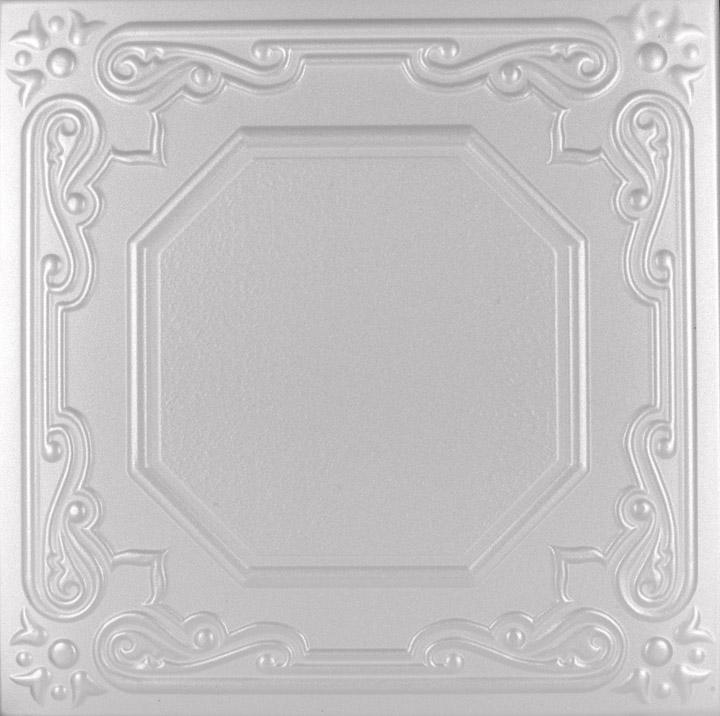 White Styrofoam Ceiling Tiles