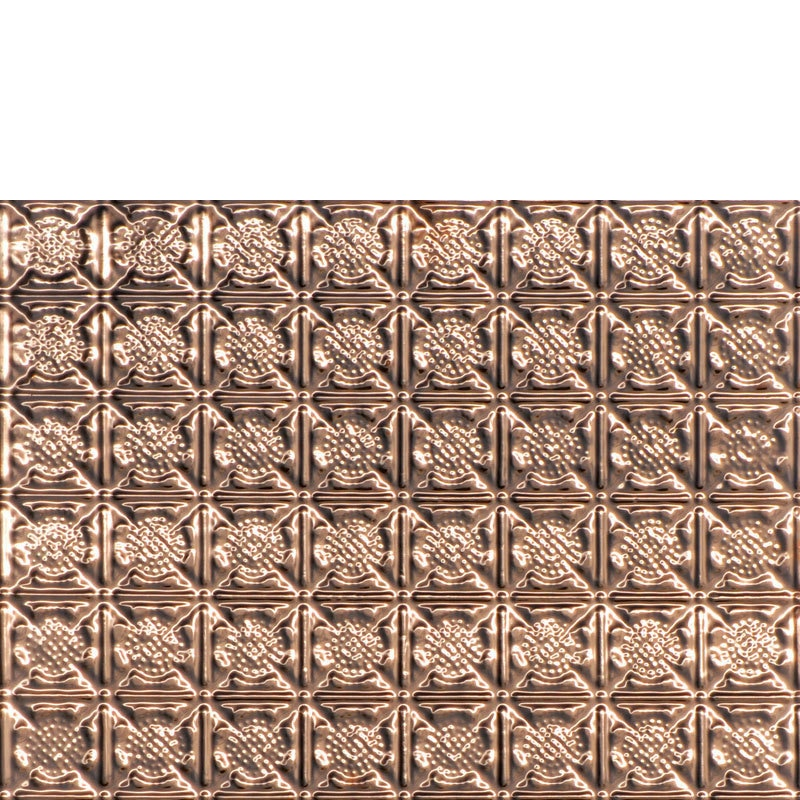 Armor - Copper Backsplash Tile - #0302