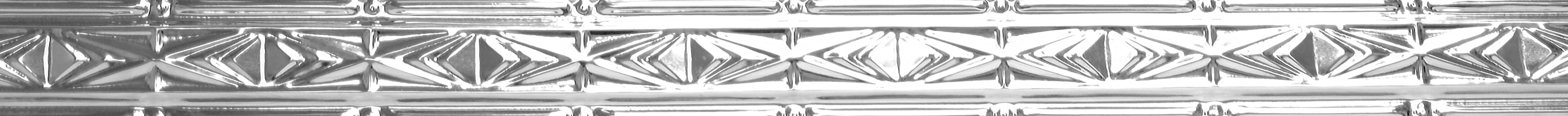 Deco Arrows - Shanko Tin Cornice - #909