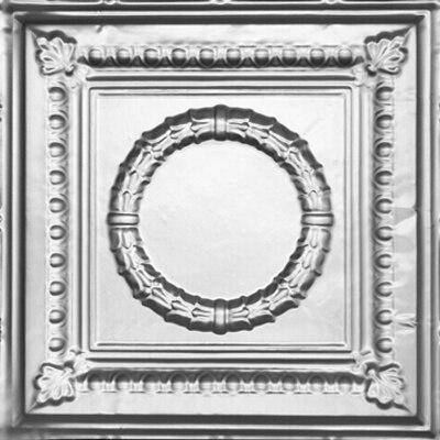 Palladium Dome - Tin Ceiling Tile - #2437