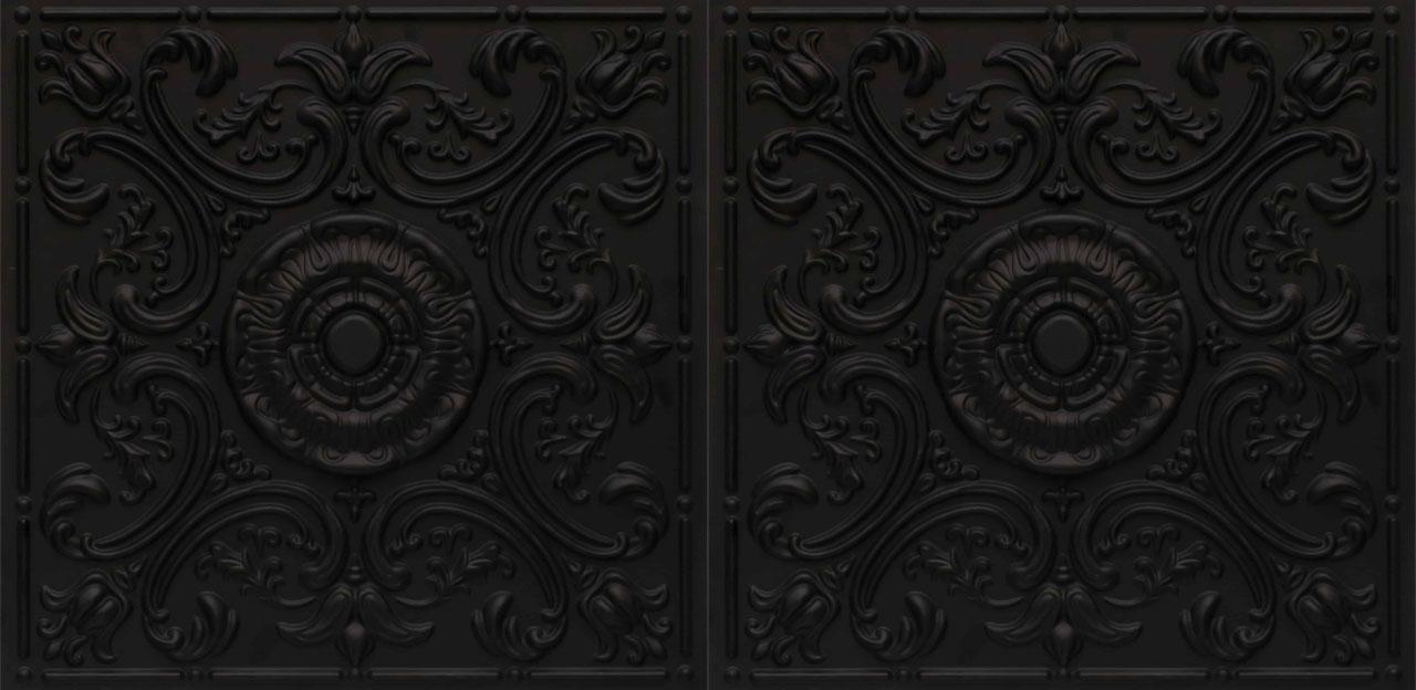 Venice - Faux Tin Ceiling Tile - #511