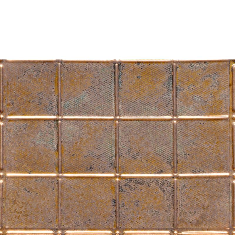 Soho - Copper Backsplash Tile - #0617