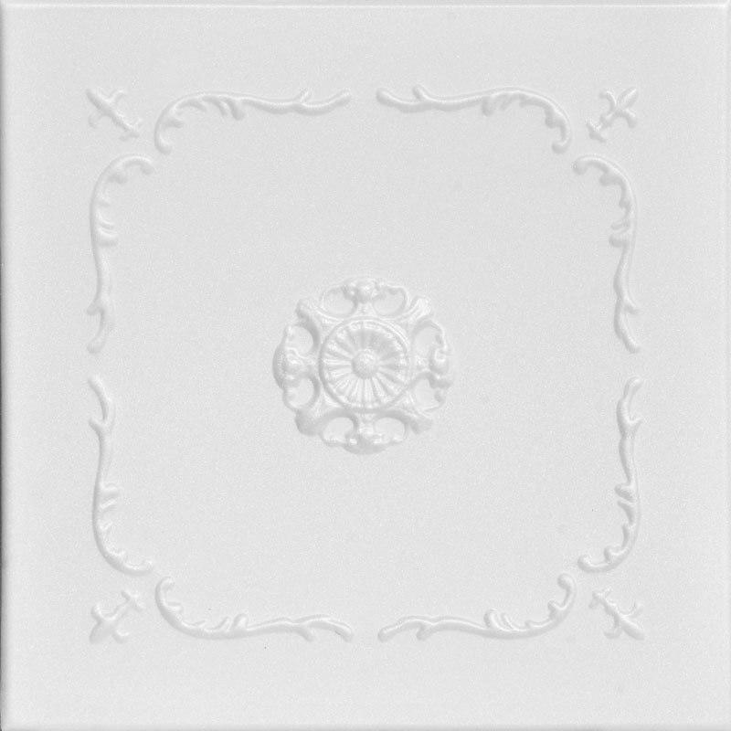 Bourbon Street Glue-up Styrofoam Ceiling Tile 20 in x 20 in - #R43