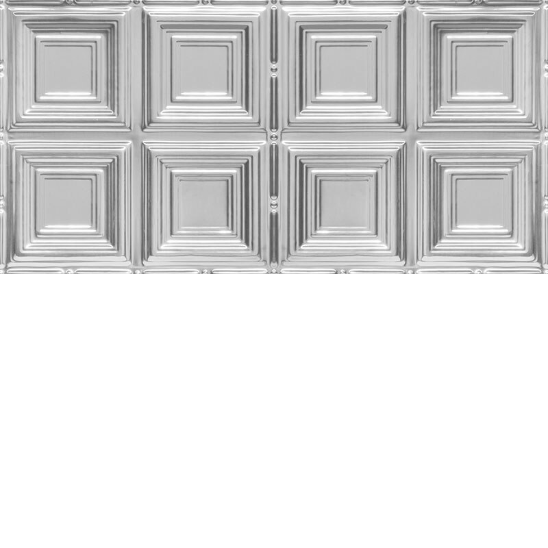 Lincoln Square - Aluminum Ceiling Tile - #1211