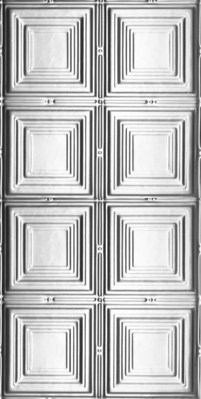 Madison Square - Aluminum Ceiling Tile - #1201