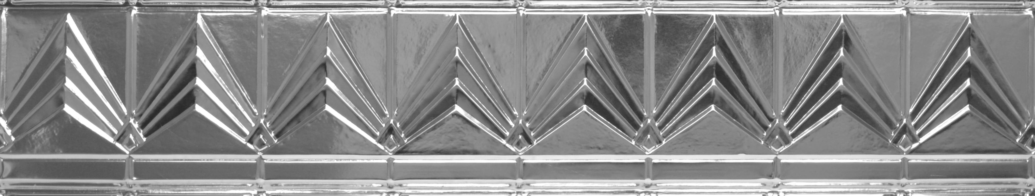 Deco Diamonds and Pearls - Shanko Tin Cornice - #904