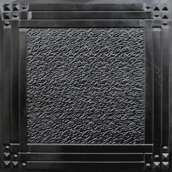 Deco Corners - Faux Tin Ceiling Tile - 24 in x 24 in - #209