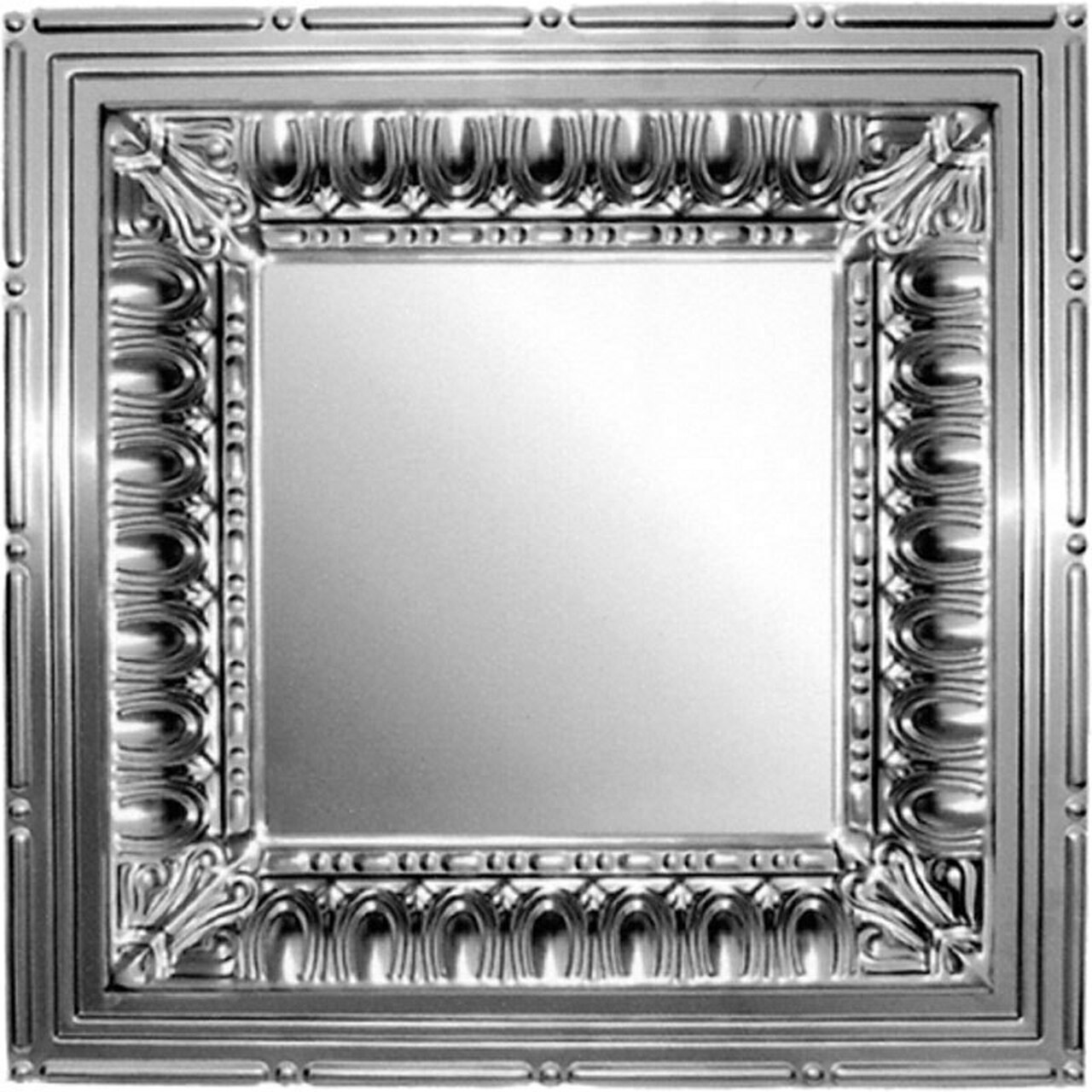 Rossini - Shanko Tin Plated Steel Ceiling Tile - #508