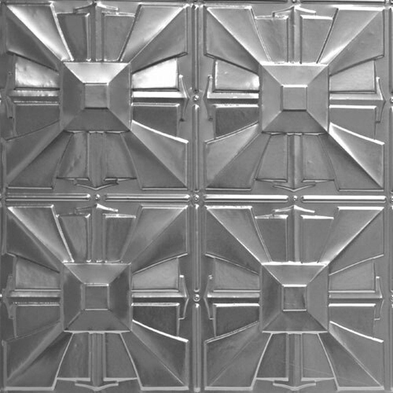 Yucatan - Shanko Tin Plated Steel Ceiling Tile - #314