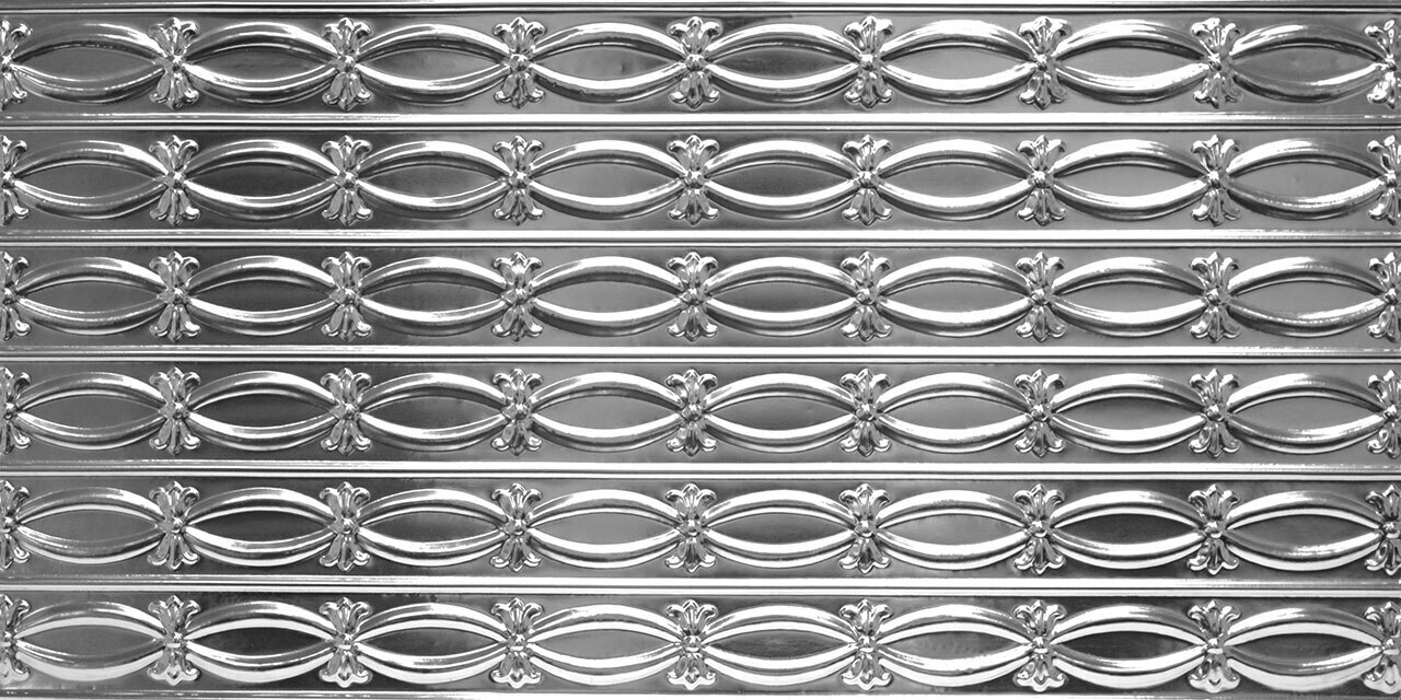 Shanko - Tin Plated Steel - Wall and Ceiling Patterns - #606
