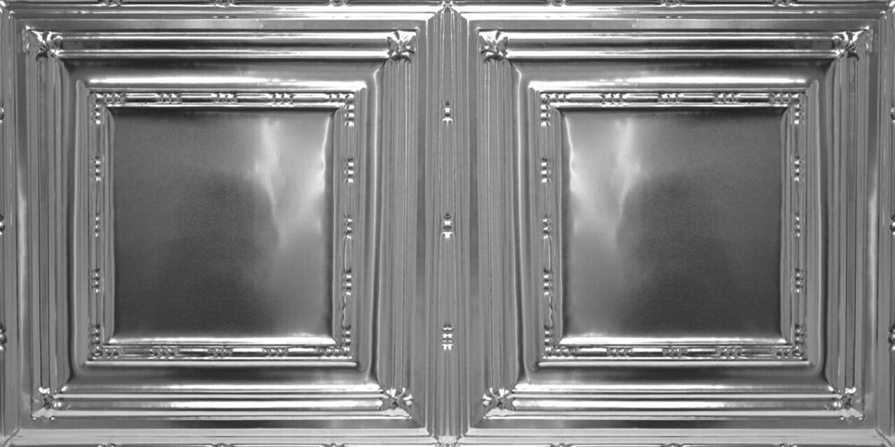 Shanko - Tin Plated Steel - Wall and Ceiling Patterns - #504