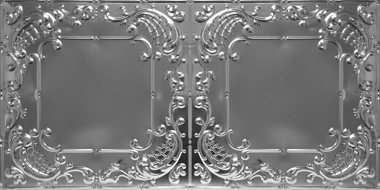 Shanko - Tin Plated Steel - Wall and Ceiling Patterns - #515