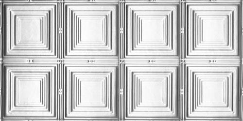 Madison Square Tin Ceiling Tile #1201