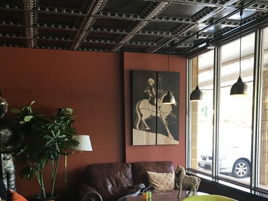 Parthenon - Faux Tin Ceiling Tiles -236