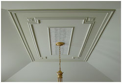 Faux Crown Molding