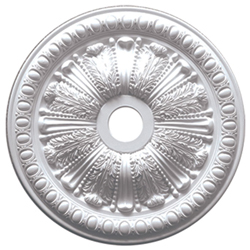 Tomango Egg Dart Urethane Ceiling Medallion