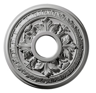 Ceiling Medallion Circular
