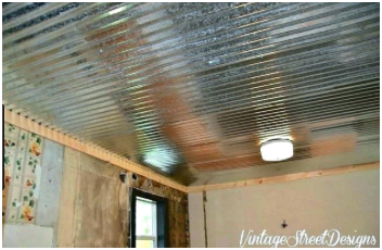 Tin Metal Ceiling Tiles