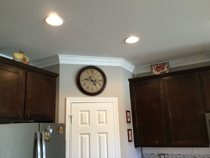 Crown Molding Inside Corner Block