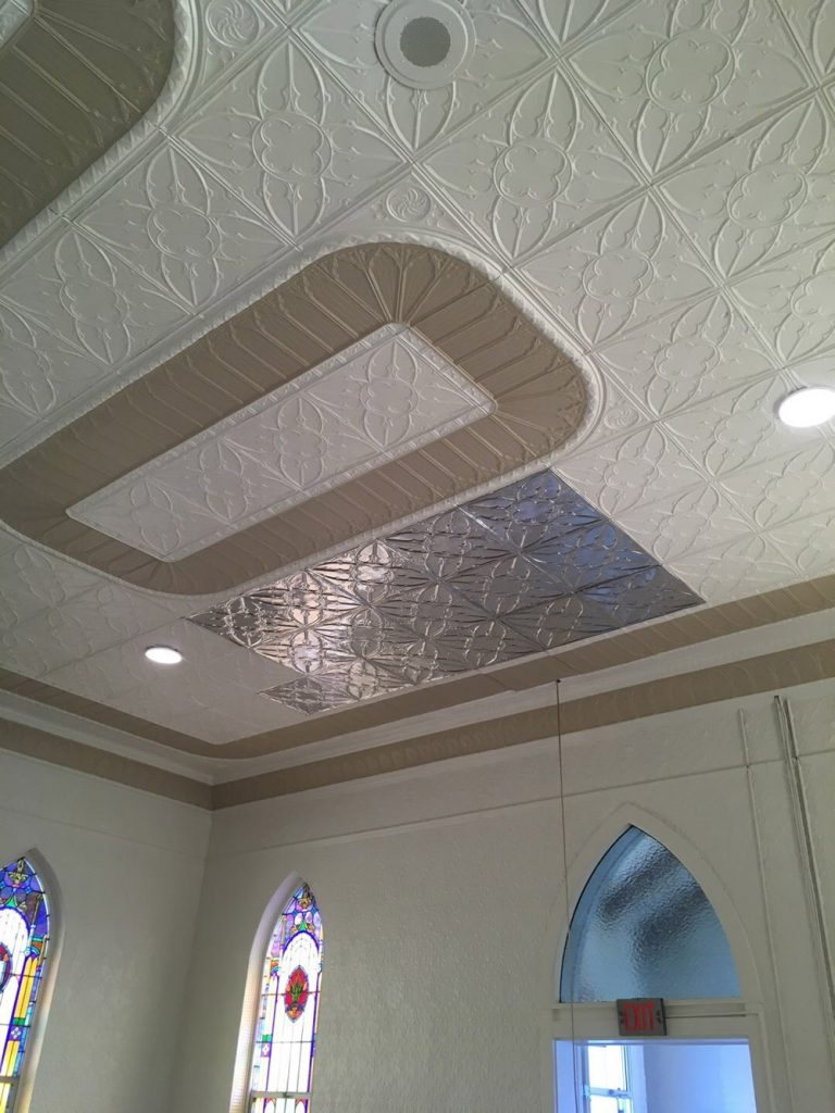 Custom Tin Ceiling Tiles