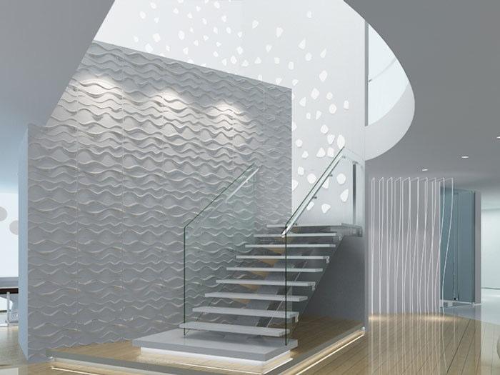 3D Wall Panels – Bamboo Pulp – #79