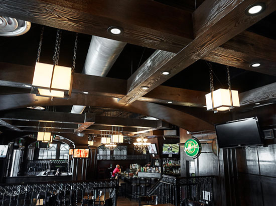 There Are Multiple Reasons Why You Should Add Some Beautiful Wooden Beams Or Trusses To Your Ceiling One Of The Main And Probably Reason
