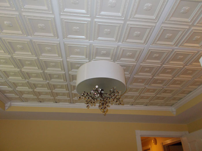 How To Choose Adhesive Tile Decorative Ceiling Tiles Inc Store