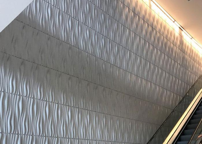 3D Wall Panels - Bamboo Pulp - #72