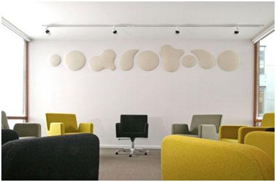 Decorative Wall Panels at Accent Walls