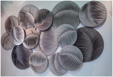 Decorative Wall Panels at Office Spaces