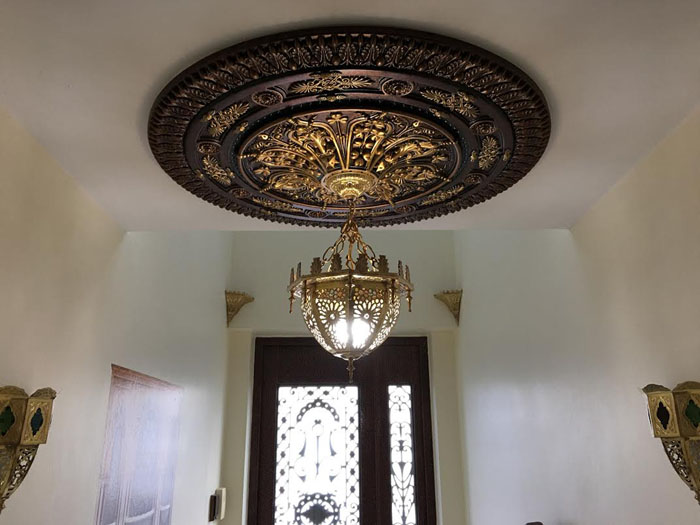 Installing A Ceiling Medallion For The Most Impact Decorative Ceiling Tiles Inc Store