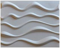 3D Wall Panels - Bamboo Pulp - #79