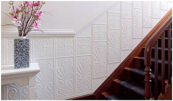 Staircase Wainscot