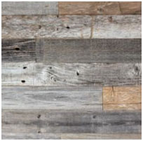 Reclaimed Wooden Decorative Wall Panels