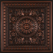 Da Vinci – Faux Tin Ceiling Tile – Drop in – 24″x24″ – #215