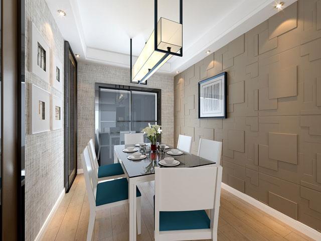 3D Wall Panels – Bamboo Pulp – #75 - Plain White