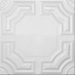 This product can be used as ceiling tile or a wall panel.