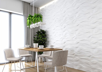Seamless Wall Panels