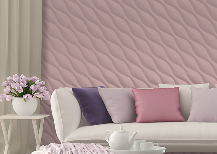 A LA MAISON SEAMLESS WALL PANELS